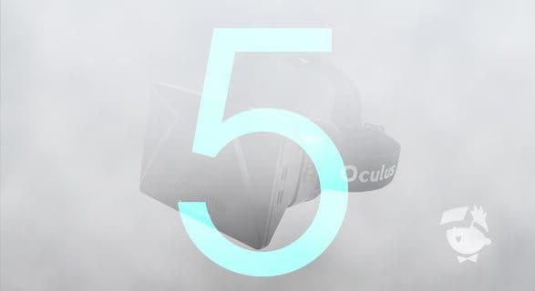 oculus rift, mythos, mythen, top5, top 5