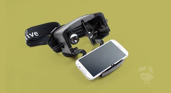 durovis dive, VR, handy, smartphone