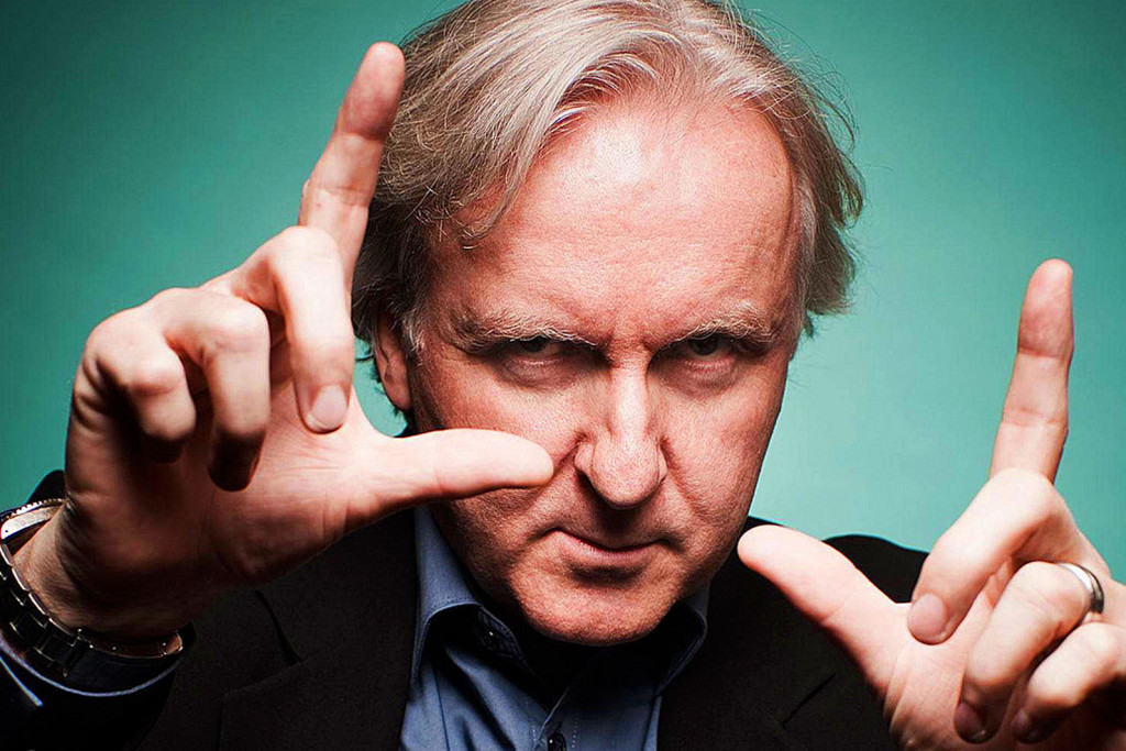 James Cameron an Virtual Reality interesiert