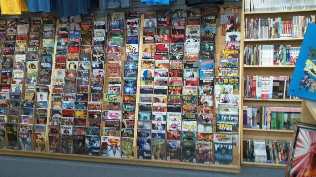 virtual reality comic book shop, oculus rift, john carmack