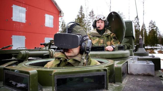 Oculus Armee