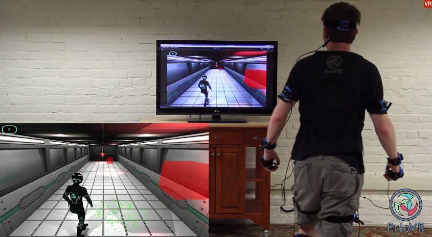 priovr, oculus rift, vrnerds, virtual reality