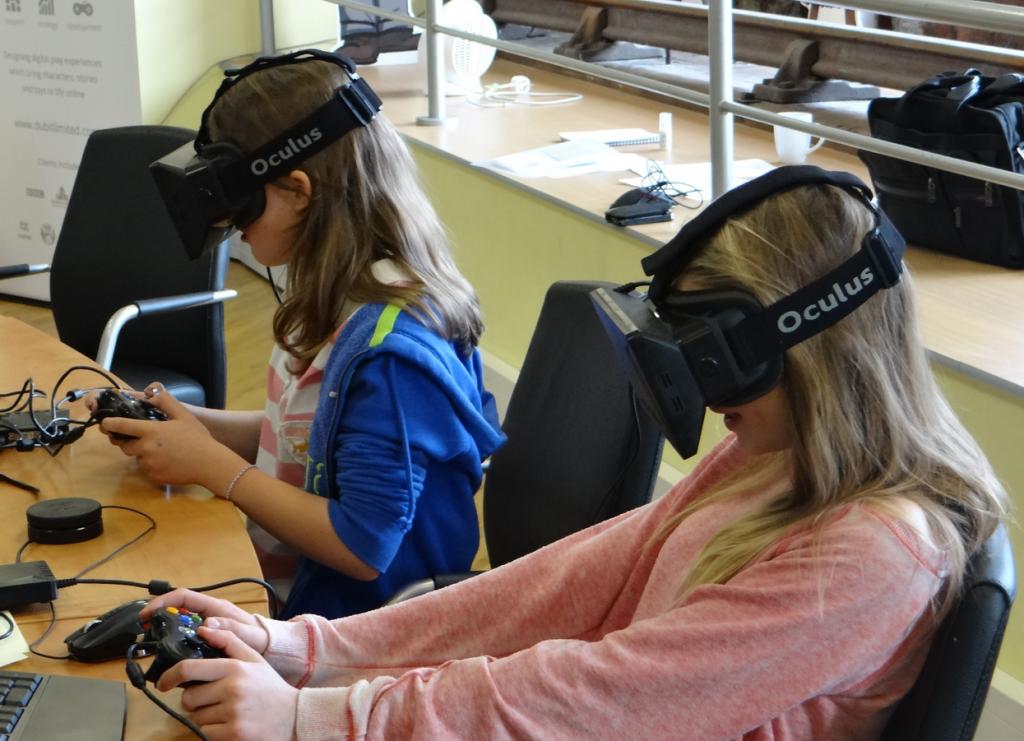 oculus rift preis, oculus rift schule, virtual reality
