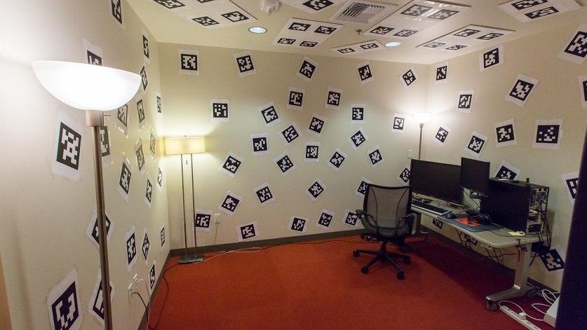valve, qr code, vr room, oculus rift, virtual reality,