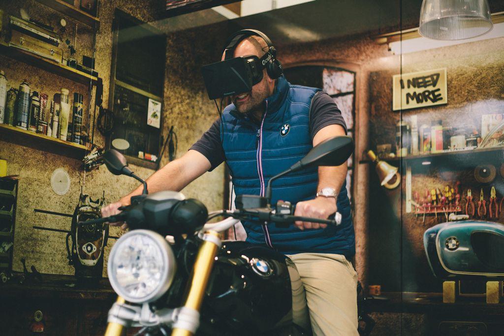 BMW, Eye Ride, Oculus Rift, Virtual Reality