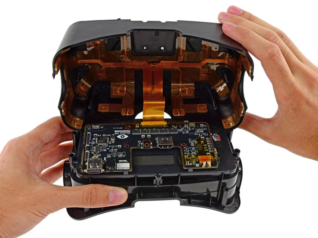 oculus rift dk2, virtual reality