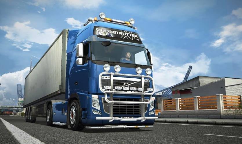 Euro Truck Simulator 2 mit Dev Kit 2