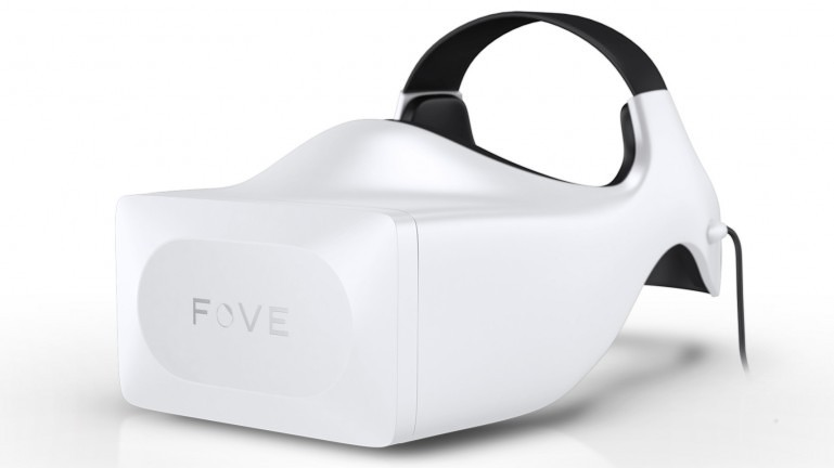 FOVE, Virtual Reality, Microsoft, VR, oculus rift