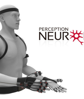 Perception Neuron, Motion Tracking