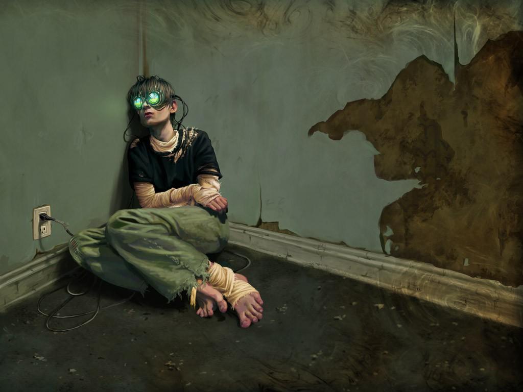 sucht, virtual reality, killerspilele, realitätsflucht, zunkuft