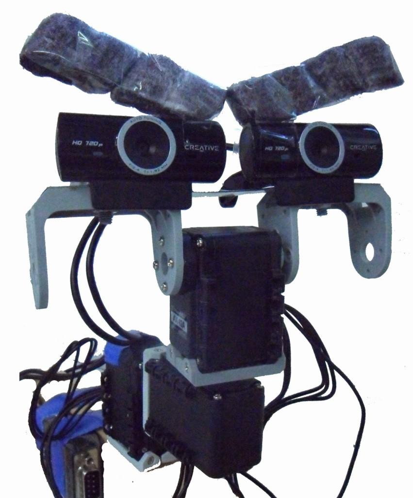 Virtual-Reality-Roboter, Moved Reality