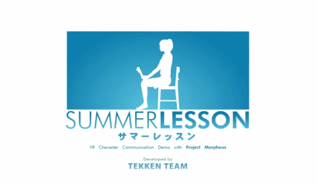 summer lessons, hentai, vr, project morpheus, virtual reality