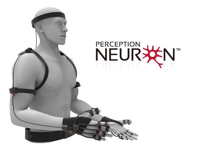 Perception Neuron, Motion Tracking