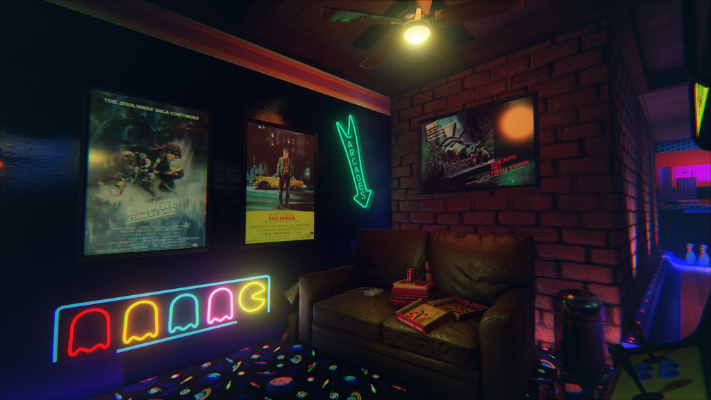 New Retro Arcade
