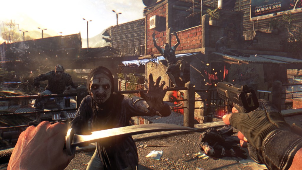 dying light, oculus rift, playstation 4, project morpheus, xbox one, zombies
