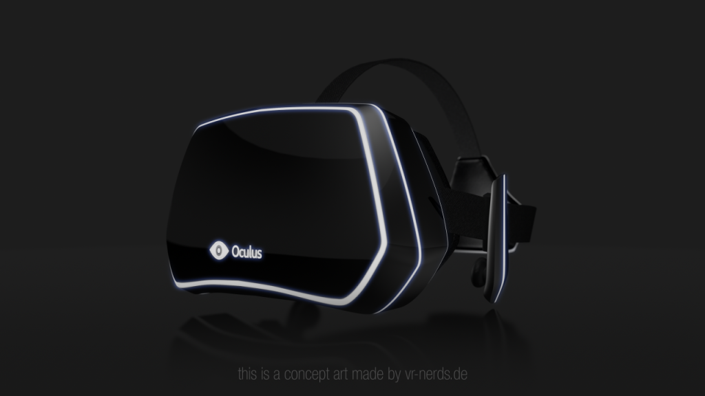 concept art, oculus rift, cv1, consumer version