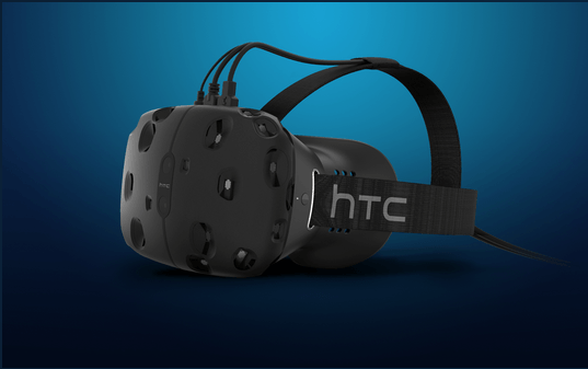 HTC Vive Produktbild