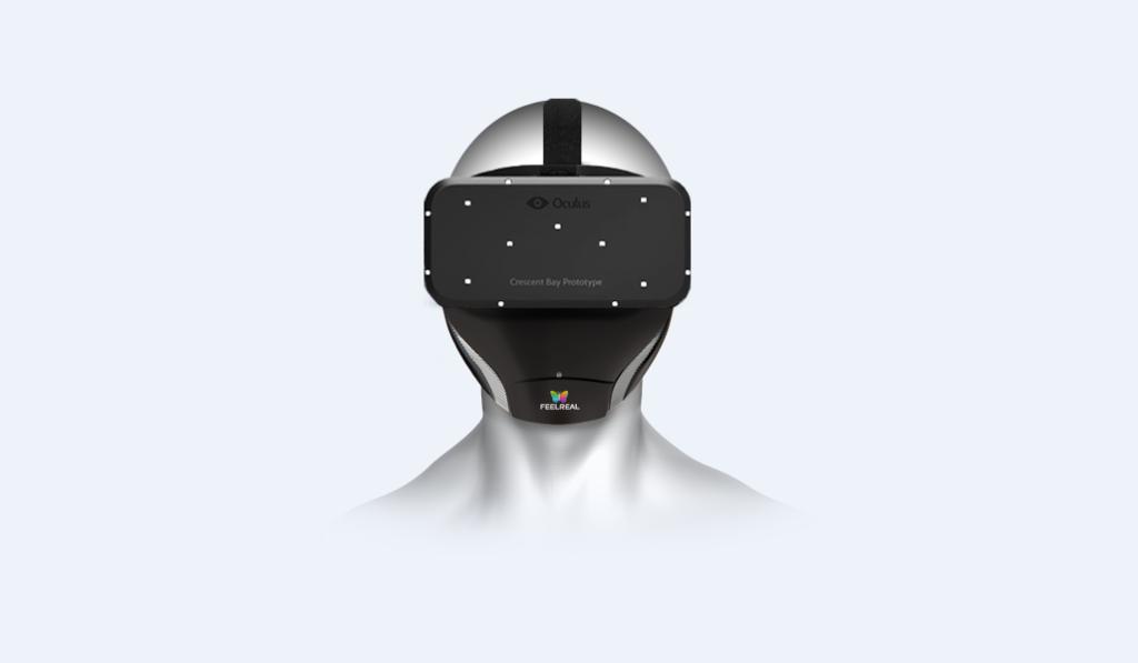 Virtual Reality Geruch Maske