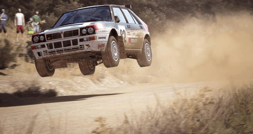 Dirt Rally Oculus Rift Support