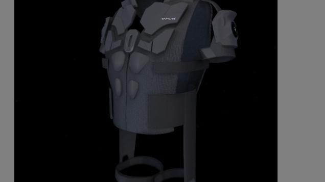 Rapture VR Weste Rucksack