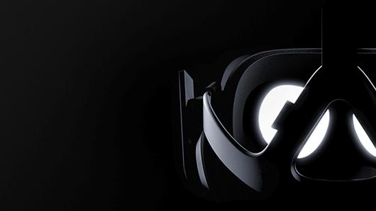 Bild der CV1 der Oculus Rift, motion sickness