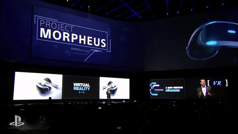 Sony zeigt neue Inhalte für Morpheus auf der E3 2015