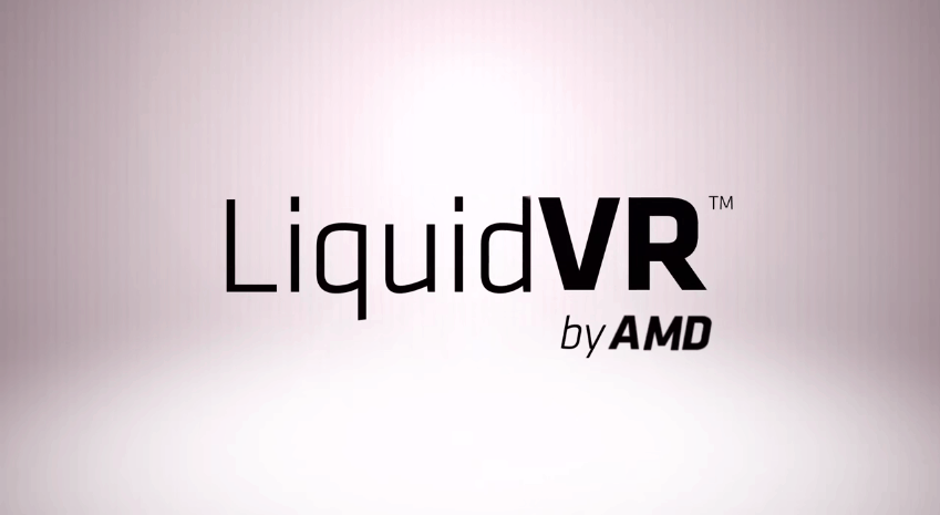 Grafikkarten AMD mit Liquid VR