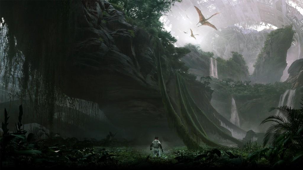 Dinosaurier, Crytek, Robinson The Journey