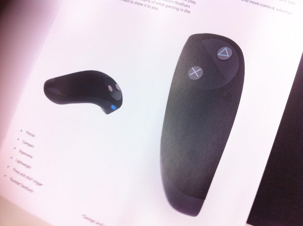 Leak: PlayStation Move 2