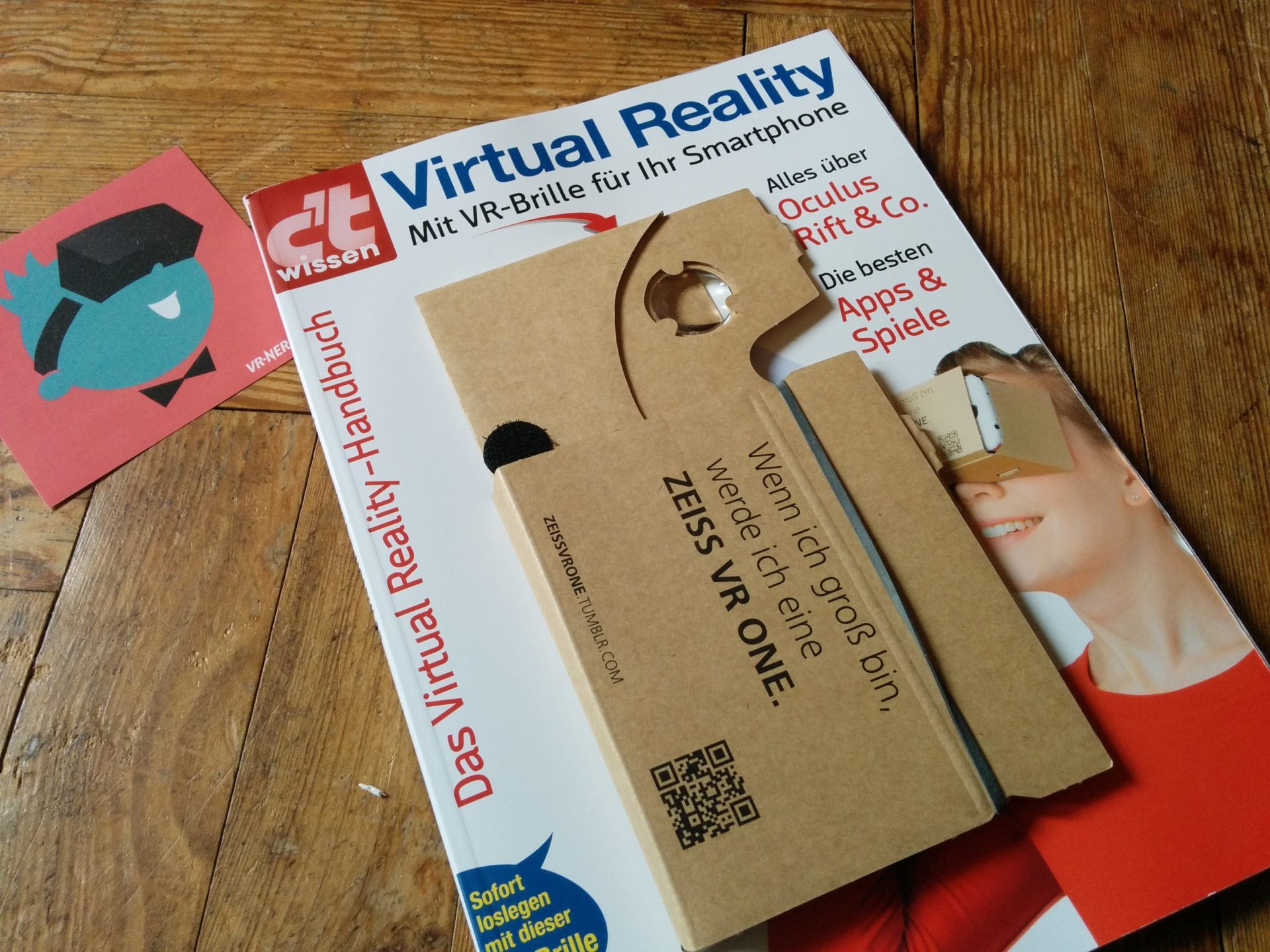 das yps heft der virtual reality vr nerds. Black Bedroom Furniture Sets. Home Design Ideas