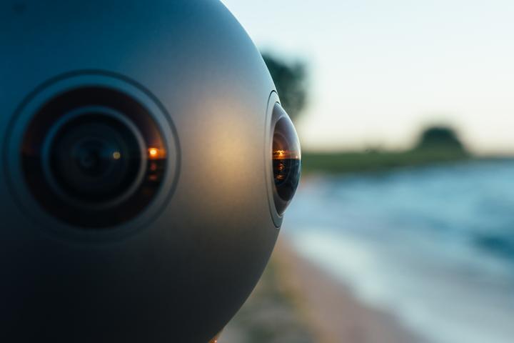 360-Grad Nokia Kamera Ozo
