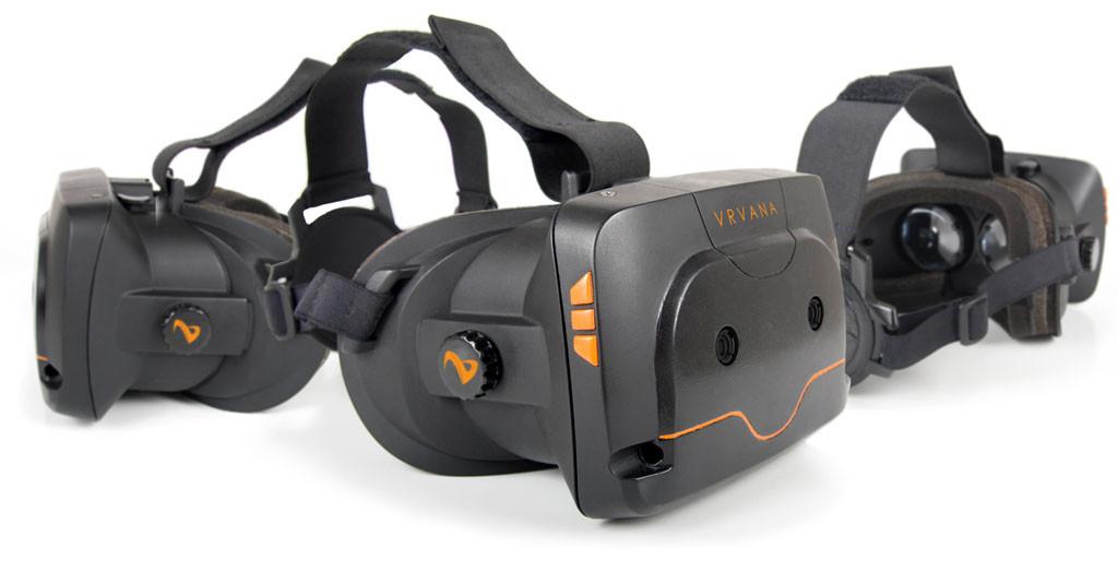 Totem VR-HMD