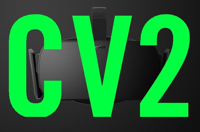 Oculus Rift Version 2