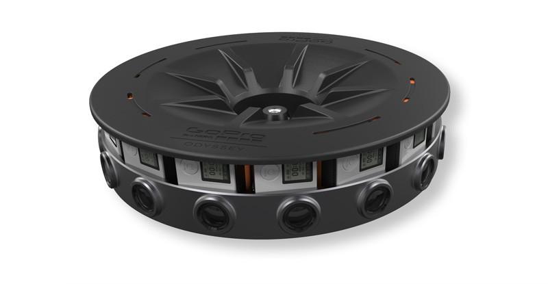 GoPro Odyssey VR-Kamera