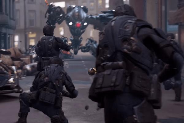 Showdown von Epic Games