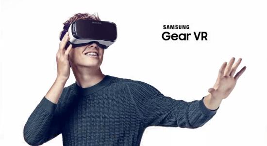 Samsung Gear VR finale Version