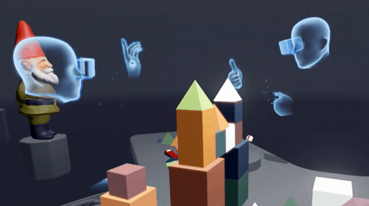 Gesten in Oculus Rift mit Touch Controller