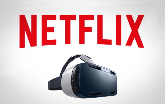 Netflix für Gear VR in Deutschland