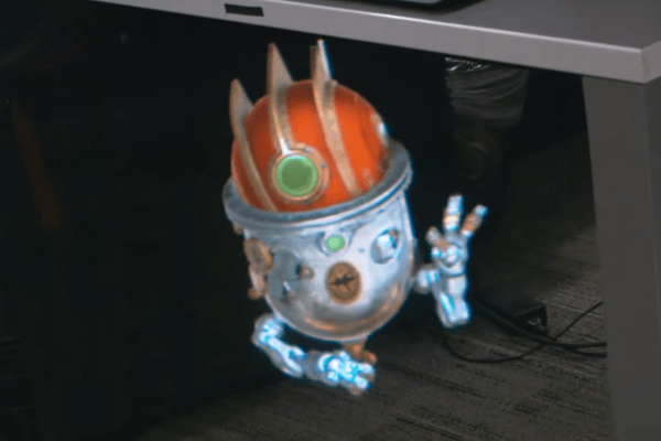 Magic Leap zeigt neues Video