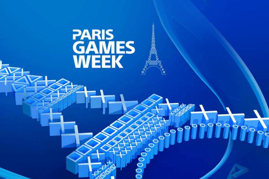 Playstation VR auf der Paris Games Week