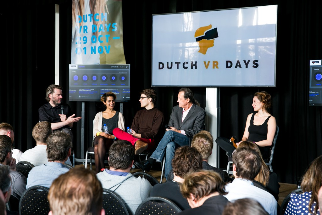 Dutch VR Days Panel