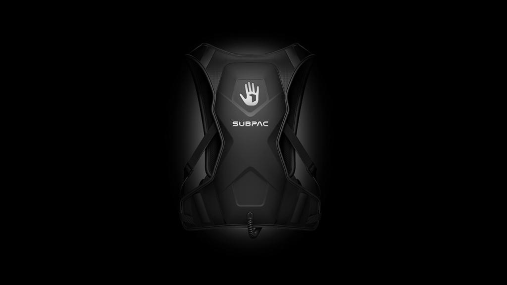 Subpac M2 Produktbild