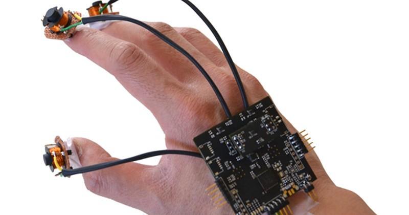 Handtracking mit Projekt Finexus und Oculus