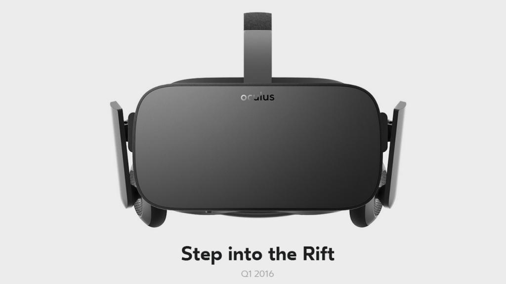 Oculus Rift Vorbestellung ab Anfang 2016 möglich!
