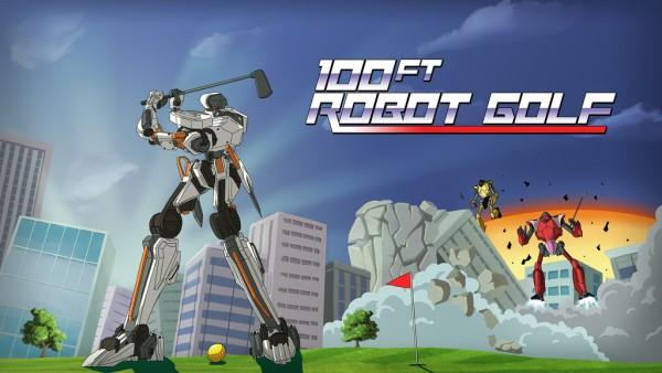 PlayStation VR Spiel 100 Fuß Roboter