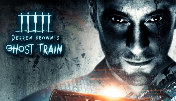Geisterzug mit der HTC Vive von Derren Brown
