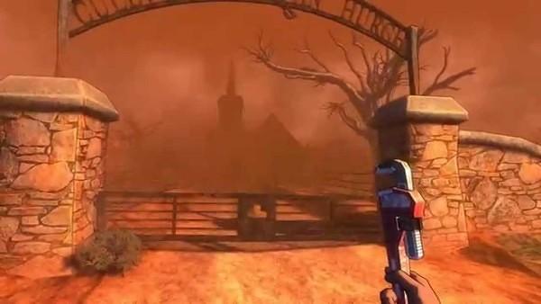 Survival Horror Spiel Cult County für PlayStation VR