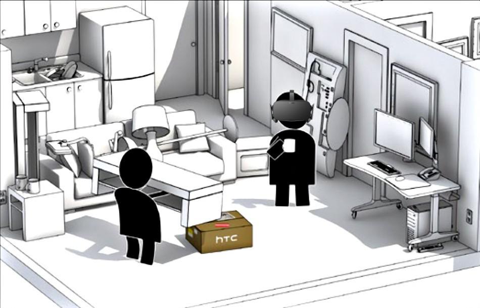 Kein Room Scale VR mit Rift oder Playstation VR