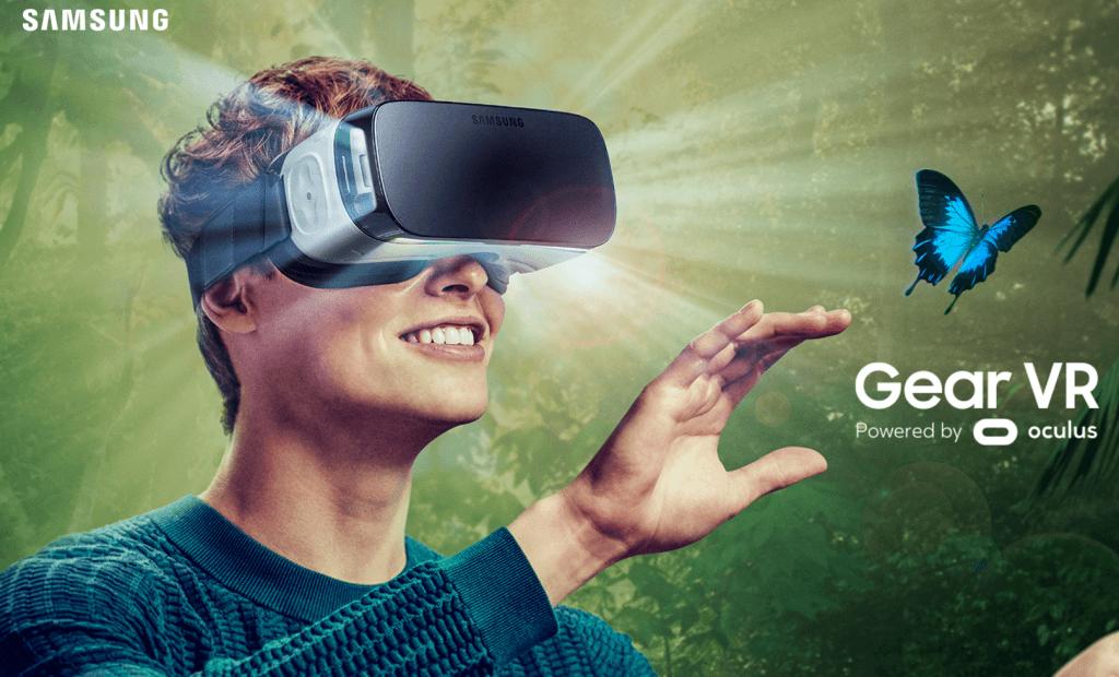 Kostenlose Gear VR für Vorbesteller