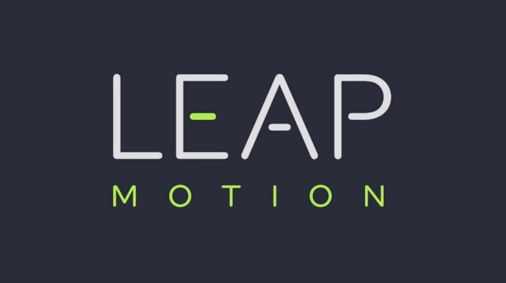 Leap Motion Gestenerkennung